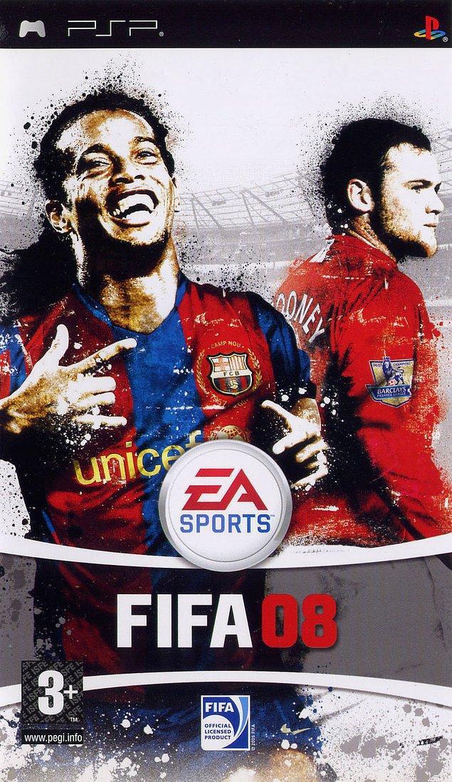 15. FIFA 08