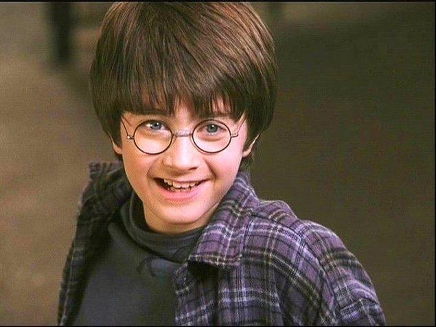 8. Harry Potter