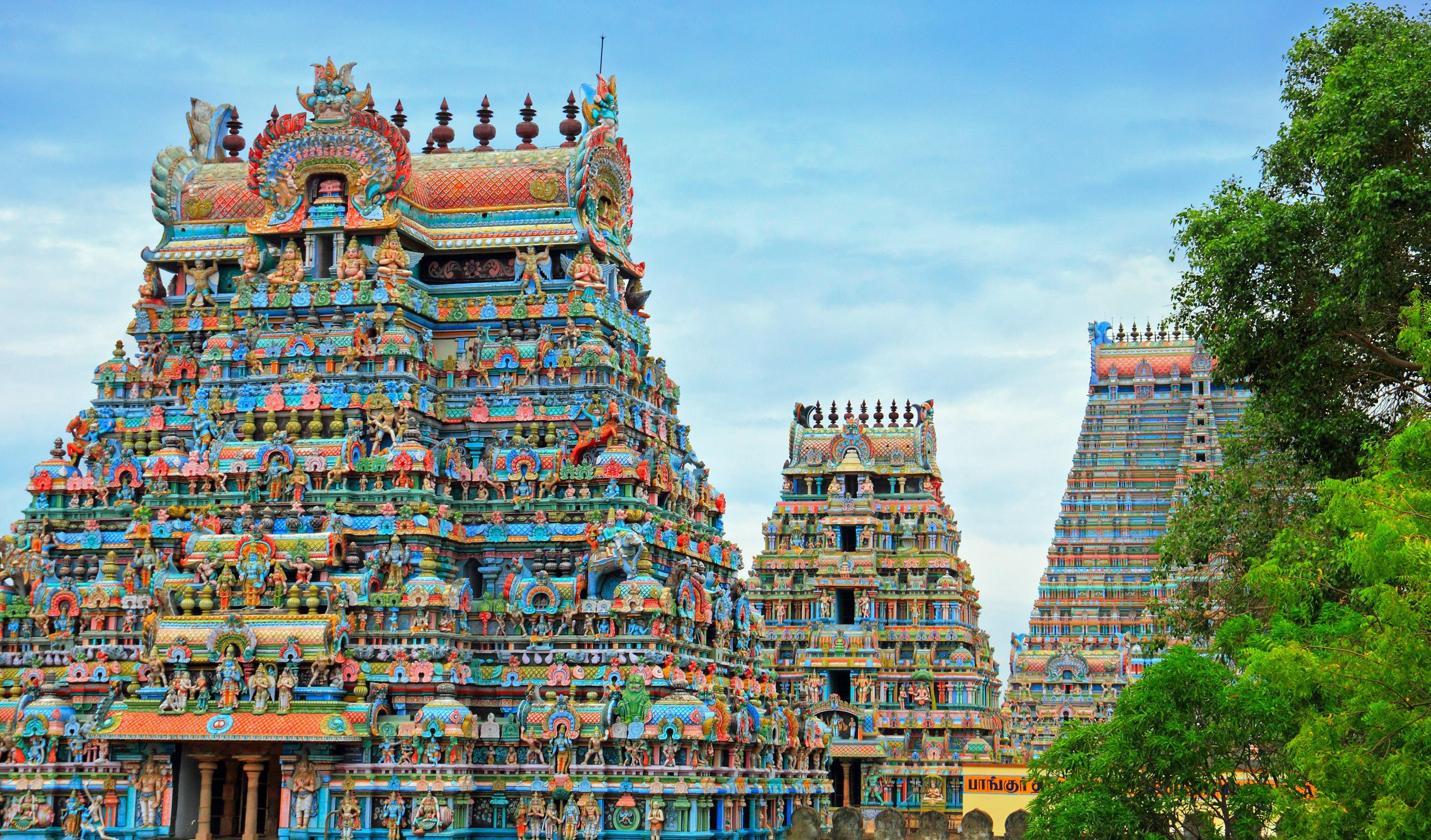 Chennai old and new photos