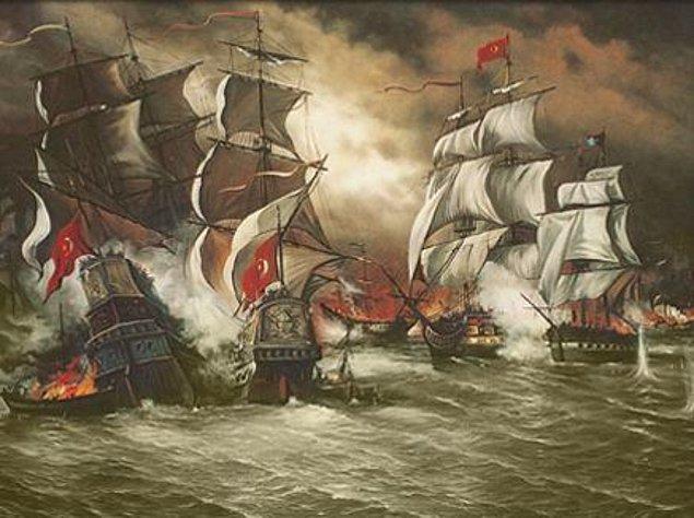 Eylül 1538 başlarında Preveze'ye hücum eden haçlı donanması, Barbaros Hayreddin Paşa'nın geldiğini öğrenince tedbir amaçlı kuşatmayı kaldırarak geri çekildi.