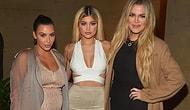 Kardashian Ailesi Büyüyecek! Kim, Khloé ve Kylie Aynı Anda Anne Olmaya Hazırlanıyor