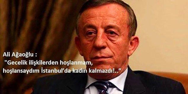 3. Ali Ağaoğlu