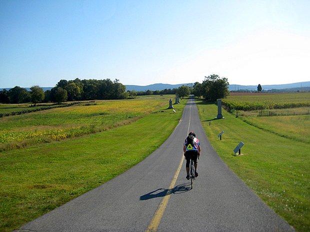 Havalar güzelken uzun yol bisiklet turu tam bana göre.