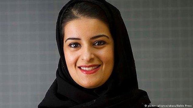 2. 2017: Suudi Borsası'nın ilk kadın yöneticisi