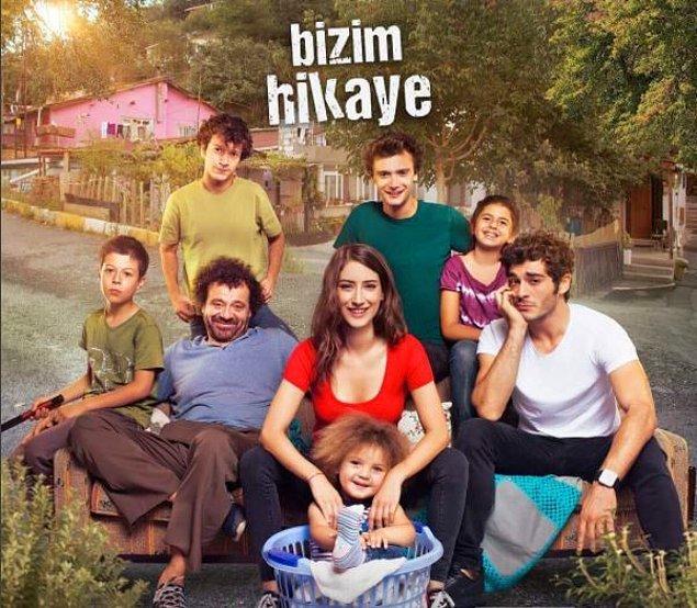 """Ünlü dizi """"Shameless""""ın Türkiye uyarlaması olan yeni dizi """"Bizim Hikaye"""" ülkemizde olduğu kadar dünyada da ses getirdi."""