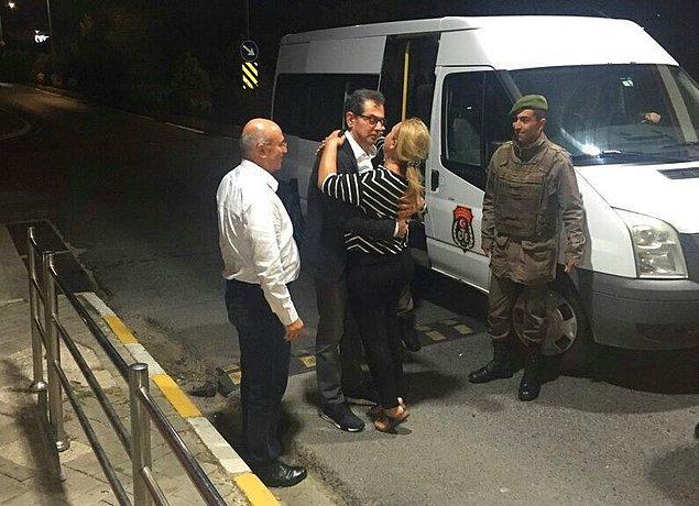 Peki CHP Milletvekili Mahmut Tanal'ın o fotoğrafta ne işi vardı?