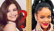 Сможете ли вы с первого раза угадать, кто из этих знаменитостей ниже ростом?