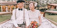 Любовь и время: романтическая фотосессия пары после 60 лет в счастливом браке