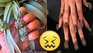 Самые ужасные ногтевые тренды, которые когда-либо приходили в голову девушкам