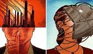 Вся правда о проблемах современного мира в 18 иллюстрациях глазами Корен Шадми
