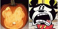 Только люди с творческим мышлением смогут пройти тест и узнать героев на тыквах для Хэллоуина