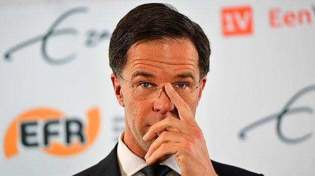 Hollanda siyasetinde rekor: Aynı kabinede 7. istifa