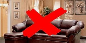 Нет кожаным диванам! Мебель, которую люто ненавидят дизайнеры интерьера