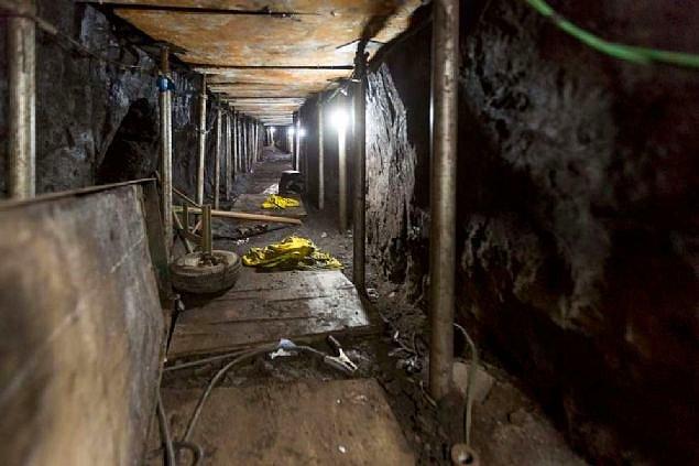 16 hırsızın kazdığı 500 metrelik tünel Banco do Brasil'e uzanıyordu.