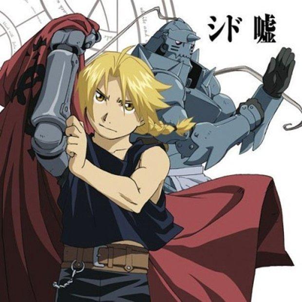 Fullmetal Alchemist  (2009)