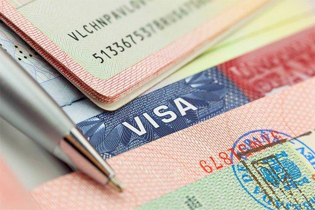 Bu, vatandaşların diplomatik, turistik, iş, öğrenci, işçi ve gazeteci dâhil hiçbir vize başvurusunda bulunamayacağı anlamına geliyor.