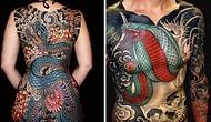 14 удивительных татуировок японской мафии якудза и их скрытое значение
