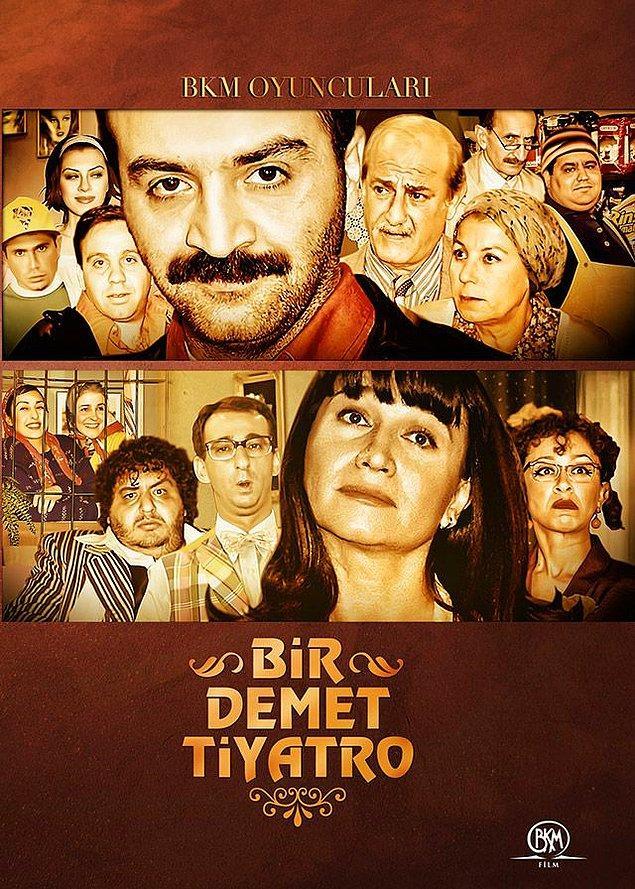14. Bir Demet Tiyatro (8,5)