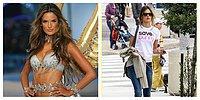 Вот как одеваются ангелы Victoria's Secret в обычной жизни