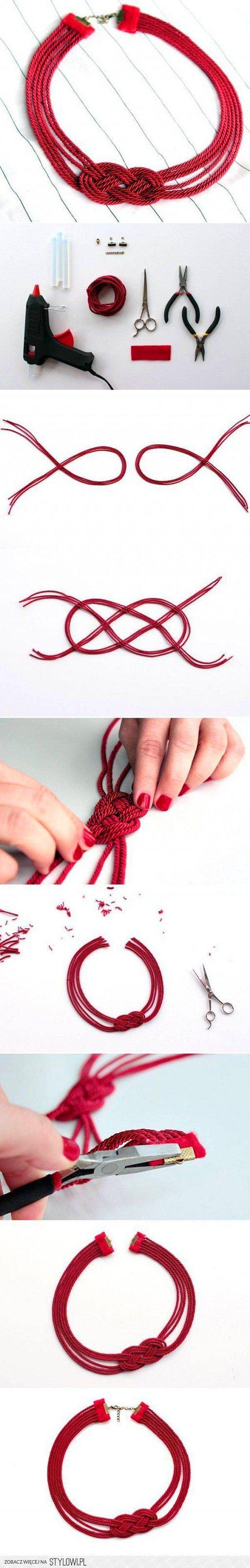 3. Son derece şık bir kolyeye sahip olmak sizin elinizde!