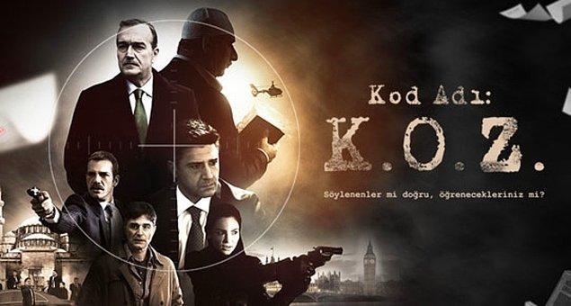 3. Kod Adı K.O.Z  (IMDb Puanı: 1,6)