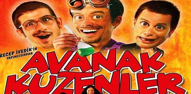 10. Avanak Kuzenler (IMDb Puanı: 2,5)