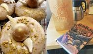 Новое лакомство для поттероманов – пончики со вкусом сливочного пива!
