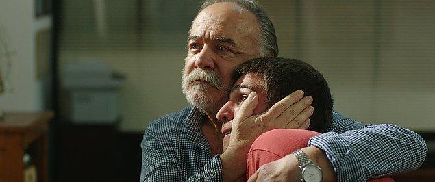 """Başrolünde """"Babam ve Oğlum"""" filmi ile de bu sıfata ne kadar yakıştığını bildiğimiz Çetin Tekindor var. Yusuf'a can vermiş."""