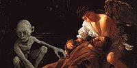 Абсурдная классика: скучные шедевры мировой живописи разбавили смешными гифками