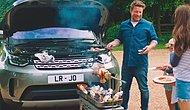 В Ленд Ровере Джейми Оливера есть все, чтобы готовить где угодно!