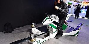 Полиция Дубая пересядет на российские ховербайки совсем как из Star Wars