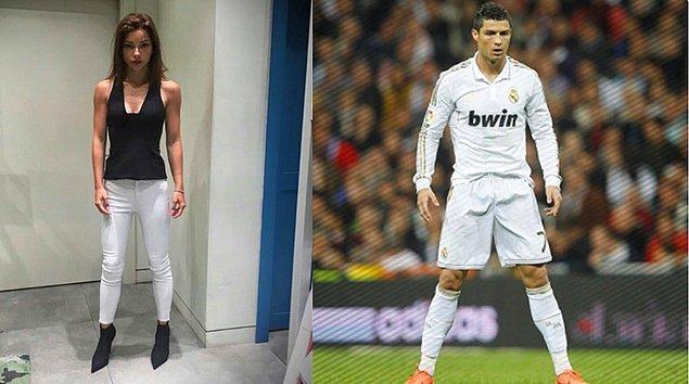 15. Merve Boluğur - Ronaldo