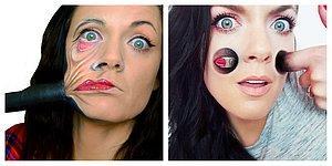 Как в страшном сне: 10 идей от гениального визажиста Саманты Стейнс для вечеринки на Хэллоуин