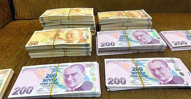 24. Kullandığımız kağıt banknotların üstünde hangi cümle yazmaktadır?