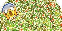 Только люди с идеальным цветовым зрением смогут набрать в этом тесте 9/10