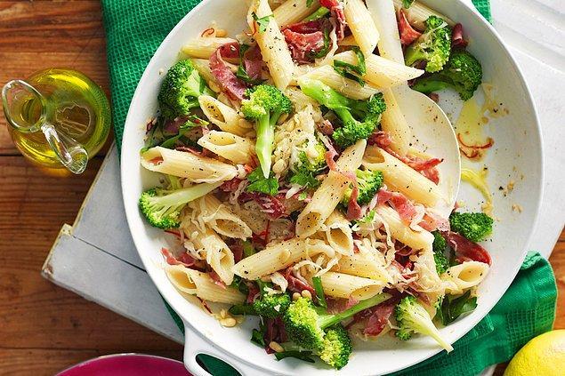 10. Brokoli (1 fincan pişirilmiş: 458 miligram potasyum)