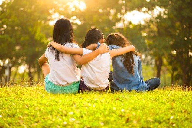 14. Eğer bir Türk arkadaşın varsa, bir ömür sürecek bir arkadaşlığa sahipsin demektir.