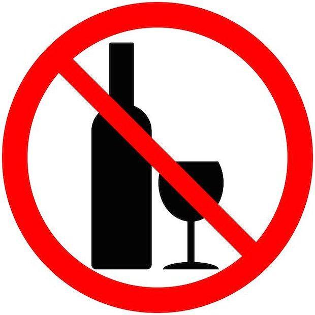 İçki içmeyi tercih etmem.