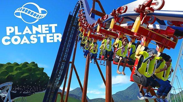 7. Planet Coaster - %75 - 28 TL