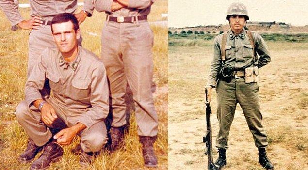 """Recep Altepe, kamuoyunda """"Cumhurbaşkanı Erdoğan'ın asker arkadaşı"""" olarak biliniyor."""