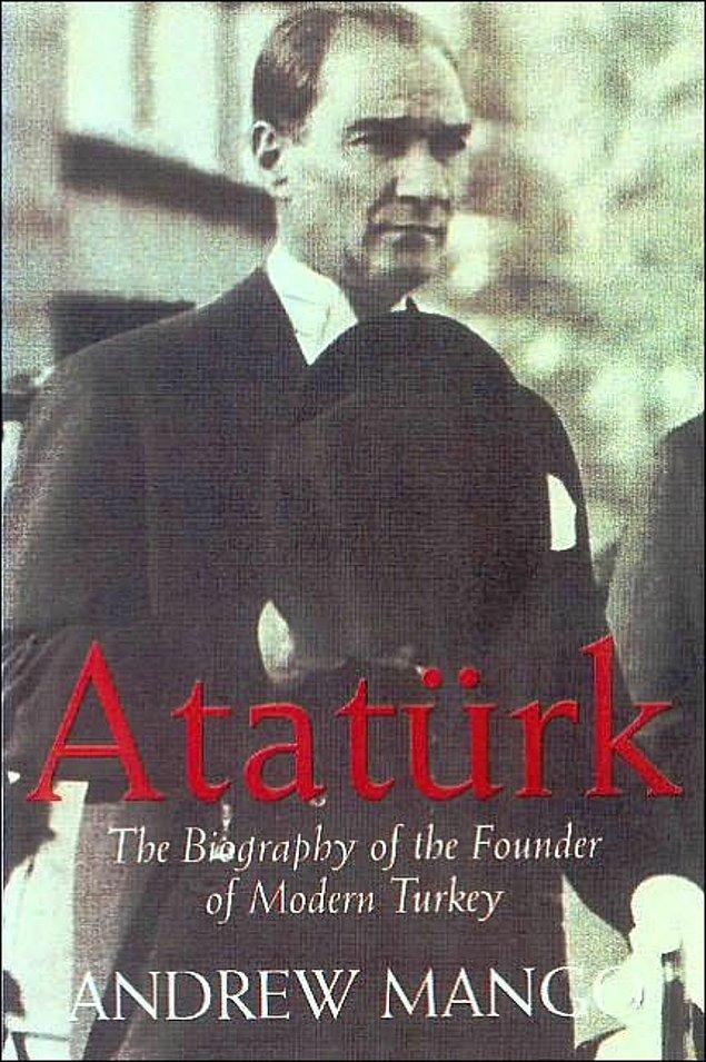 9. Atatürk - Andrew Mango