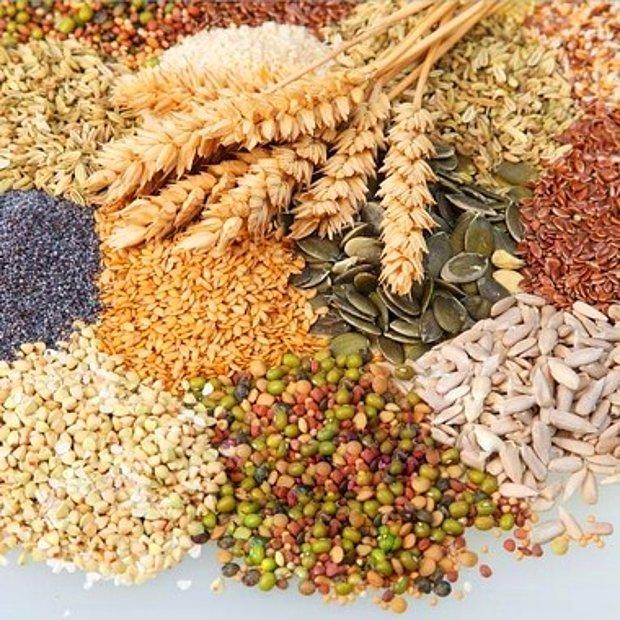 Tahıl ve tahıl ürünleri