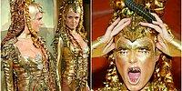 Королева Хэллоуина: 14 неподражаемых образов Хайди Клум
