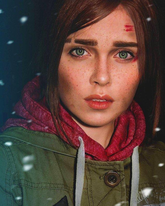 13. Ellie - The Last of Us