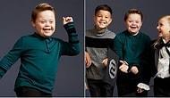 Ограниченные возможности не ограничивают мечты! Мальчик с синдромом Дауна стал моделью River Island!