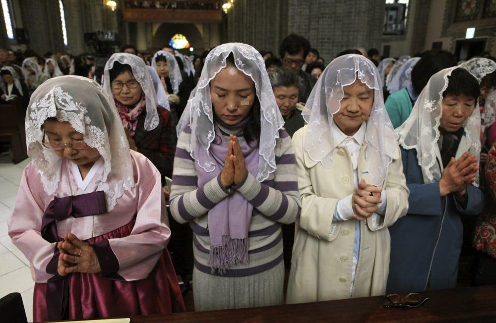 Странные законы южной кореи