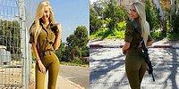 Модель Мария Мири Домарк является еще и самым сексуальным солдатом в мире!