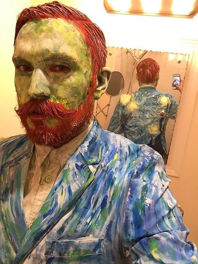 1. Van Gogh! Bu kadar iyi temsil edilebilirdi...
