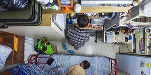Удушающая теснота: как выглядят микроквартиры по всему миру