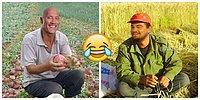 """Мастер фотошопа """"отправил"""" голливудских звезд в колхозы и на фермы. Вот что из этого получилось 😆"""